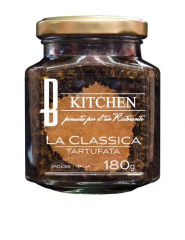 Kitchen_Tartufata_classica_tartufo_nero_e_funghi_porcini_Bacol_tartufi_prodotto_etichetta