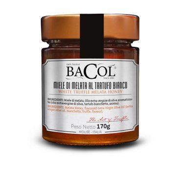 Gourmet_Miele_Di_Melata_al_tartufo_bianco_Bacol_prodotto_etichetta